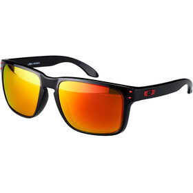 Oakley Holbrook XL Occhiali da sole, black ink/prizm ruby polarized